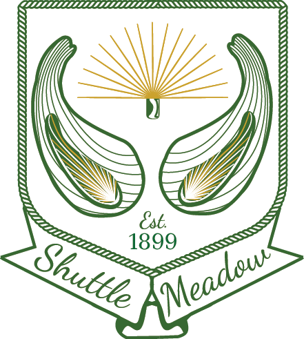 Shuttle Meadow Country Club logo